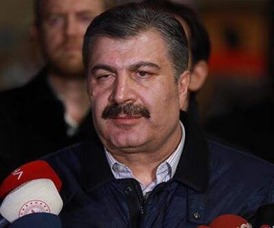 Aksaray'daki koronavirüs şüphesiyle ilgili Bakan Koca'dan açıklama
