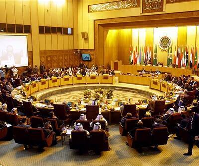 Arap Birliği'nden olağanüstü toplantı kararı