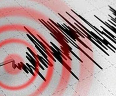 Marmaris açıklarında bir deprem daha!