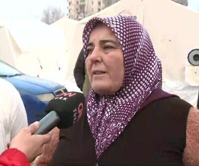 'Evlat nöbeti'nden depremzedelere destek