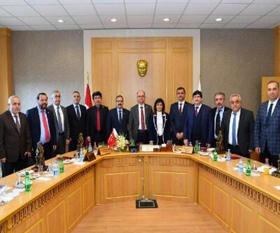 OKÜ, Rektörler Buluşması'na ev sahipliği yaptı