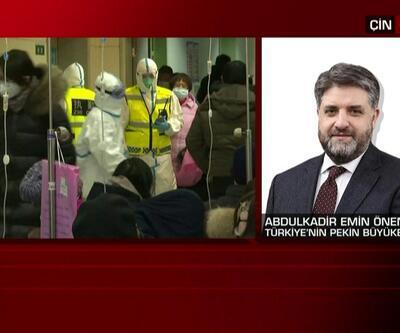 Son dakika... Pekin Büyükelçisi Çin'deki son durumu CNN TÜRK'te anlattı