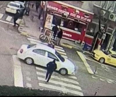Yayalara yol vermeyen sürücülere KGYS'den ceza