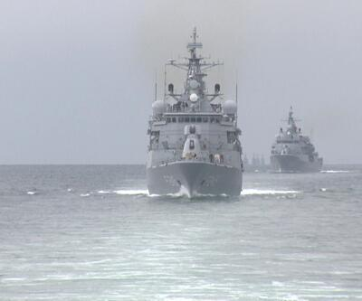 Orta Akdeniz'de Türk Deniz Gücü