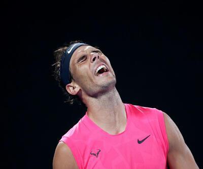 Rafael Nadal Avustralya Açık'a veda etti