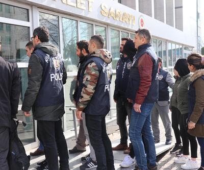 Organize suç örgütüne operasyon: 7 kişi tutuklandı