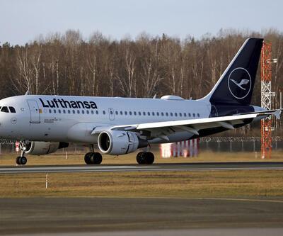 Lufthansa da Çin uçuşlarını durdurdu