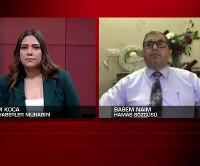 Hamas Sözcüsü: Türkiye'nin tavrından gurur duyuyoruz