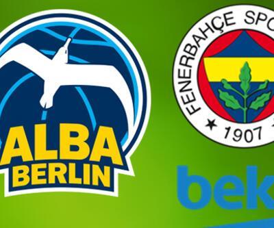 Alba Berlin Fenerbahçe Beko basketbol maçı saat kaçta, hangi kanalda?