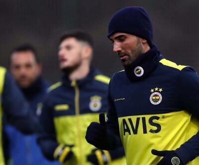 Hasan Ali Kaldırım takıma döndü