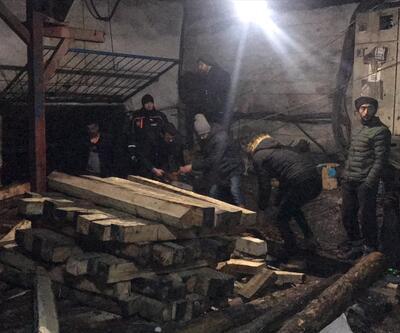 Zonguldak'ta maden ocağında göçük: 2 kişi kurtarılmayı bekliyor