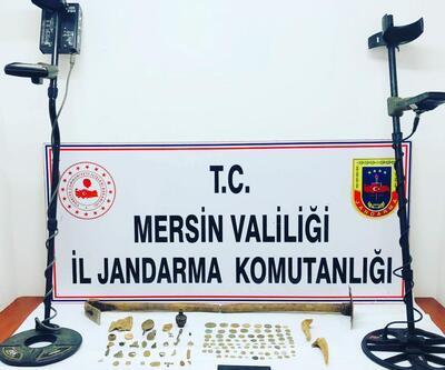 Define avcıları Mersin'de suçüstü yakalandı