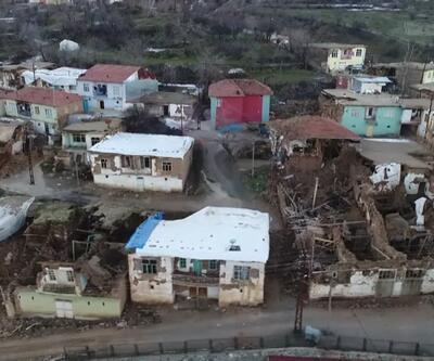 Depremin ardından Malatya'da son durum