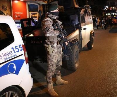 """İstanbul genelinde """"Yeditepe Huzur Denetimleri"""" yapıldı"""