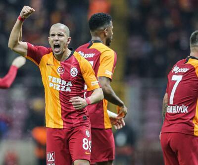 Galatasaray 4-1 Kayserispor MAÇ ÖZETİ