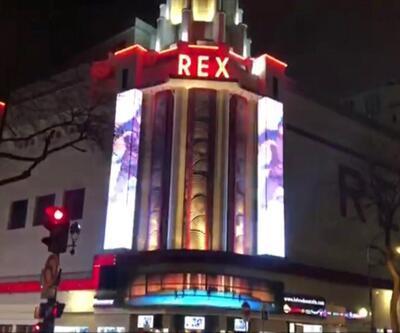 Ünlü salon Grand Rex kapılarını CNN TÜRK'e açtı