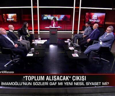 """""""Afet bölgesi"""" önerisi siyasi bir tartışma mı? Kılıçdaroğlu Elazığ'a neden 7 gün sonra gitti? CNN TÜRK Masası'nda tartışıldı"""