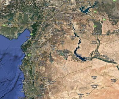 İdlib nerede? Suriye haritası son durum: İdlib nüfusu