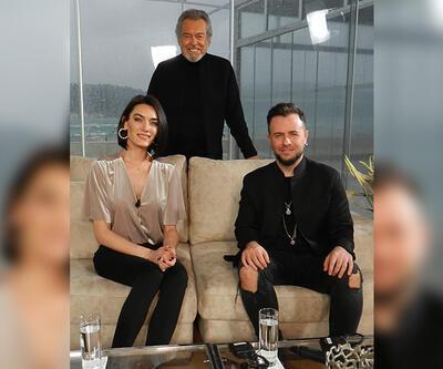 Oyuncu Hande Subaşı ve sanatçı Emre Aydın, Şeffaf Oda'ya konuk oldu