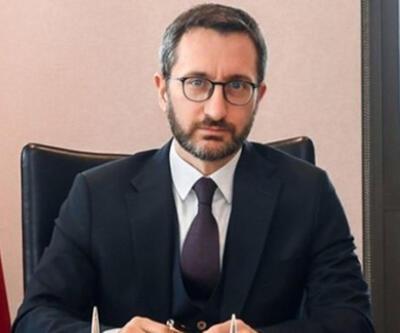 İletişim Başkanı Altun: Esad rejiminin korkak eylemlerinin son örneği