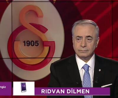 Rıdvan Dilmen canlı yayında tepki gösterdi