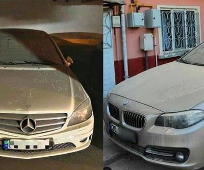 Türkiye'de kaderine terk edilmiş arabalar... Değerleri yüz binlerce lirayı buluyor