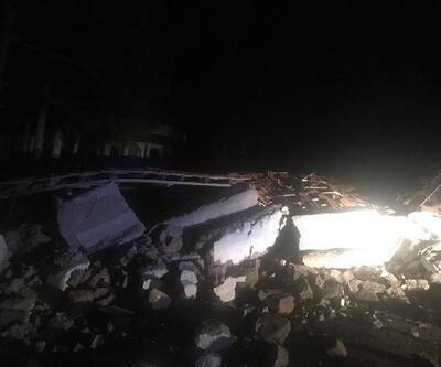 Kırıkkale'de türbe ziyaretinde duvar çöktü: 2 yaralı