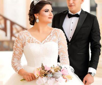 Hanife Gürdal'ın düğünü çok konuşuldu