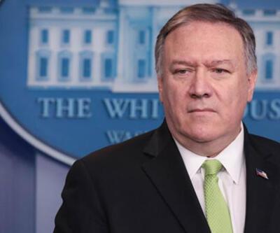 ABD Dışişleri Bakanı Pompeo: Türkiye'nin yanındayız