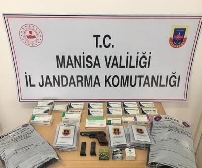 Jandarmadan 'renkli reçete' operasyonu: 12 gözaltı