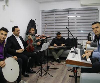 Dededen toruna müzisyen aile