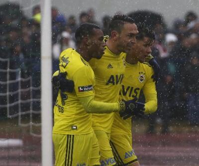 Mevlüt Erdinç coştu Fenerbahçe kazandı