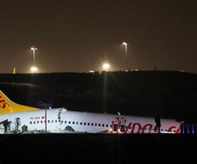 Sabiha Gökçen Havalimanı iki saat hava trafiğine kapatıldı