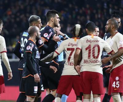 Alanyaspor 2-0 Galatasaray MAÇ ÖZETİ