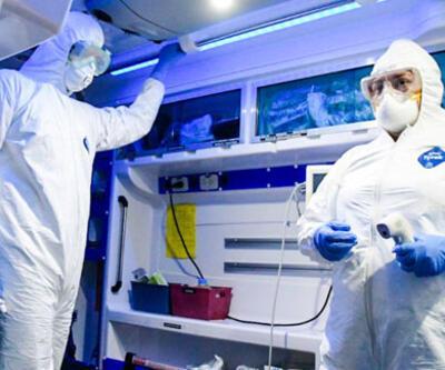 Koronavirüs şüphelisi hastaneden kaçtı