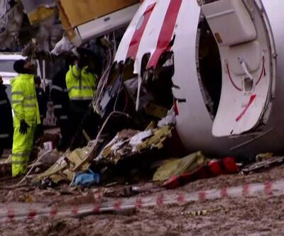 """Uçak kazası ile ilgili uzman yorumu: """"Böyle bir kaza ilk kez görüyorum"""""""
