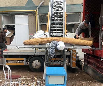 Elazığ'da deprem bölgesinde nakliye fırsatçılığı!