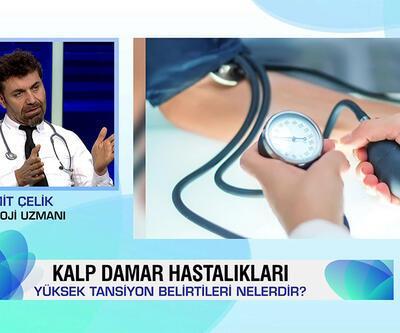 Yüksek tansiyonun belirtileri ve kalp-damar hastalıklarından nasıl korunma yolları Klinik'te konuşuldu