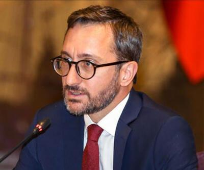 İletişim Başkanı Altun'dan KKTC Cumhurbaşkanı Akıncı'ya tepki