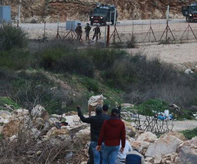 İsrail askerleri Batı Şeria'da 2 Filistinliyi yaraladı