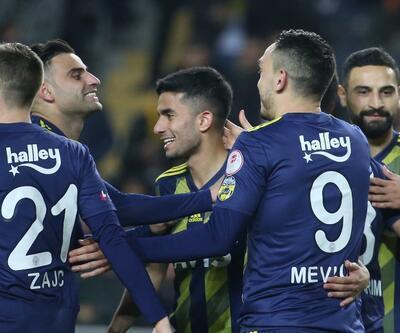 Fenerbahçe yarı finale yükseldi