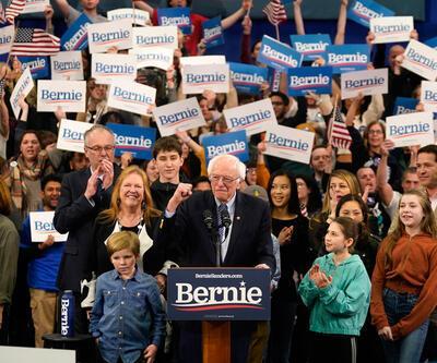 ABD'de New Hampshire'daki ön seçimleri Sanders kazandı