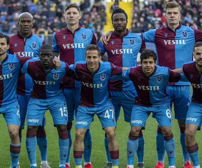 Trabzonspor'da kritik 5 hafta