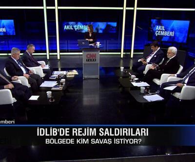 İdlib'de kim savaş istiyor? Bölgede kim hangi hesabı yapıyor? Türkiye ve Rusya yol ayrımında mı? Akıl Çemberi'nde tartışıldı