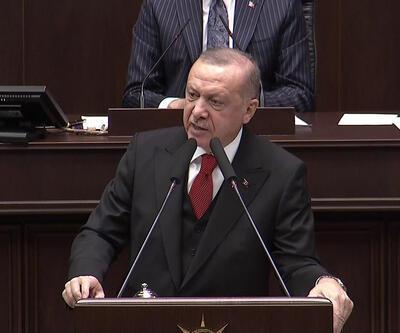 Cumhurbaşkanı Erdoğan: Rejim güçlerini gördüğümüz her yerde vuracağız