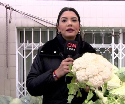 Sert kış şartları pazarda fiyatları arttırdı