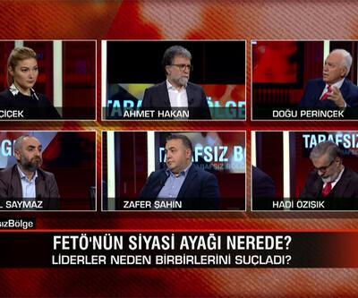 FETÖ'nün siyasi ayağı nerede? Partiler neden birbirini suçluyor? Siyasetteki FETÖ'cüler kimler? Tarafsız Bölge'de tartışıldı