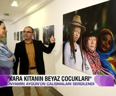 Kara Kıtanın Beyaz Çocukları sergisinden detaylar ve Göbeklitepe Operası hakkında bilgiler Afiş'te paylaşıldı