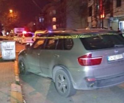 İstanbul'da silahlı saldırı! Otomobili kurşun yağmuruna tuttular