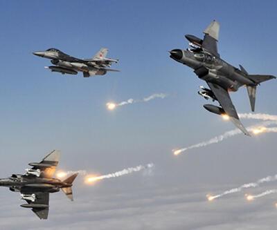 Son dakika... Kandil'de 6 PKK'lı terörist hava harekâtıyla etkisiz hale getirildi